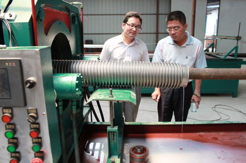 非常高兴我gong司引进德国进口光谱仪可以zi己jian