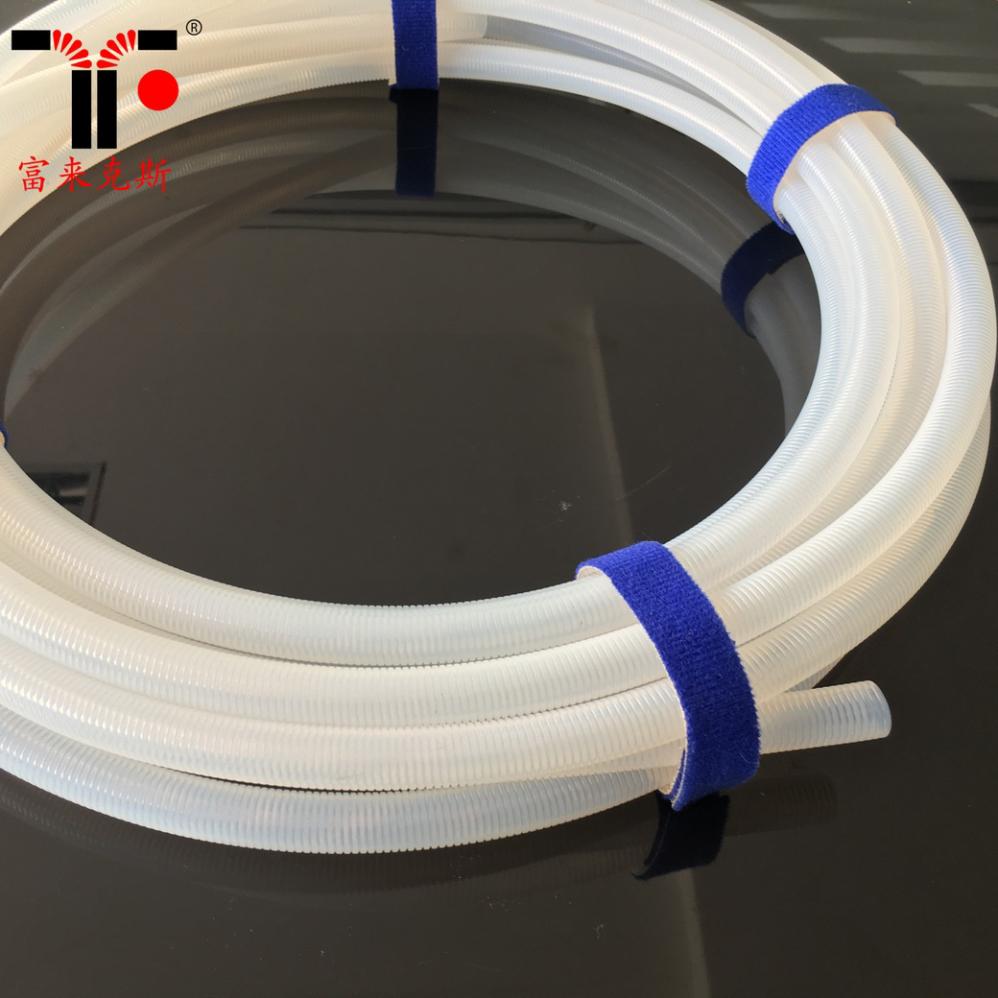 chang家zhuan业供应jusi氟乙xi管 透明si氟管 铁氟龙管
